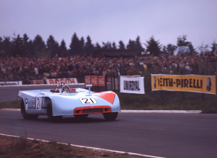 fotograaf - 1970 Porsche 908 Nurburgring Colour photograph - 2016-2016 (1 items)
