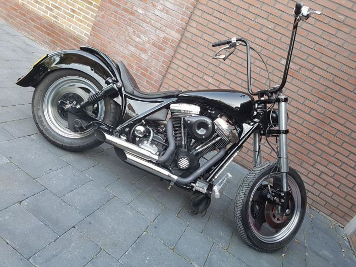 Harley-Davidson - FXRS - Custom Low Rider Special Edition - 1340 cc - 1986