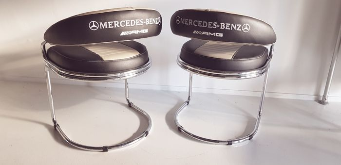 armchairs - Mercedes Benz AMG - 1990-2000 (2 items)