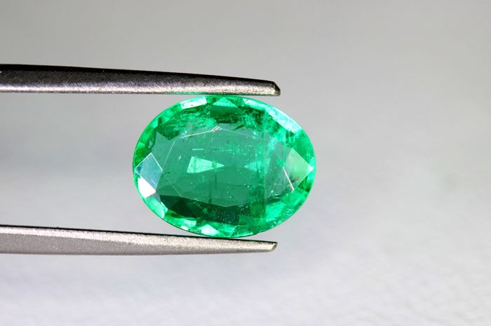 Emerald - 1.32 ct - No Reserve Price