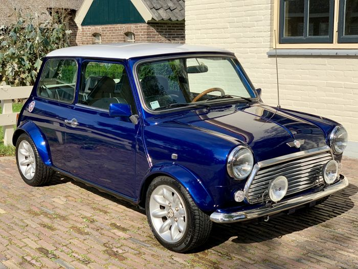 Mini - Cooper S - Blue Star - 1996
