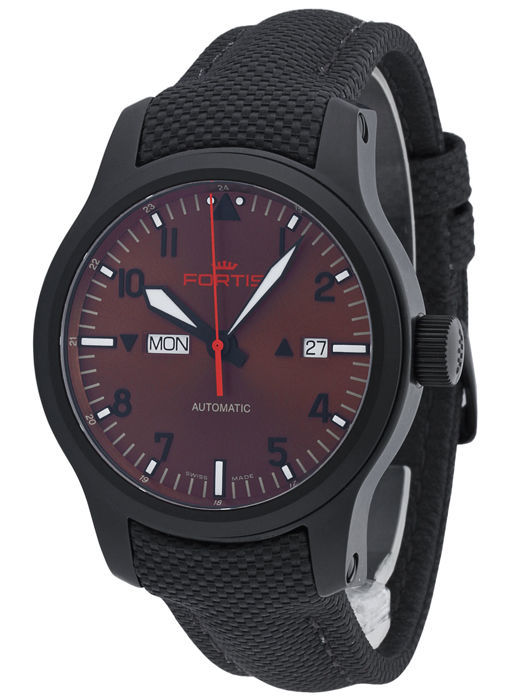Fortis - Fortis B-42 Aeromaster Dusk Day/Date - 655.18.98 LP - Hombre - 2011 - actualidad