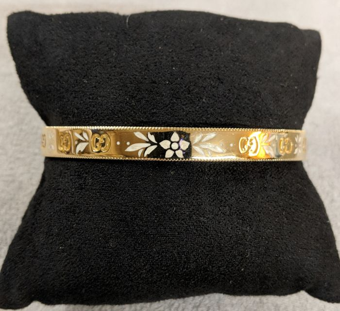 ea7f56631 Gucci bracelet from the
