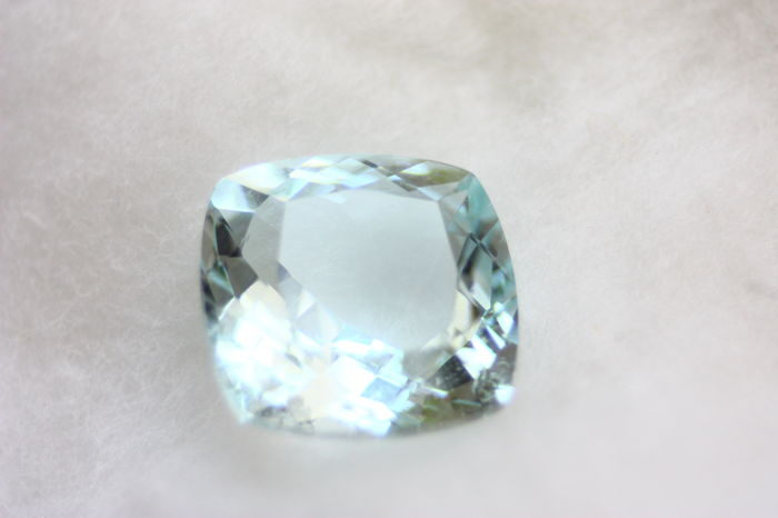 Aquamarine - 4.13 ct