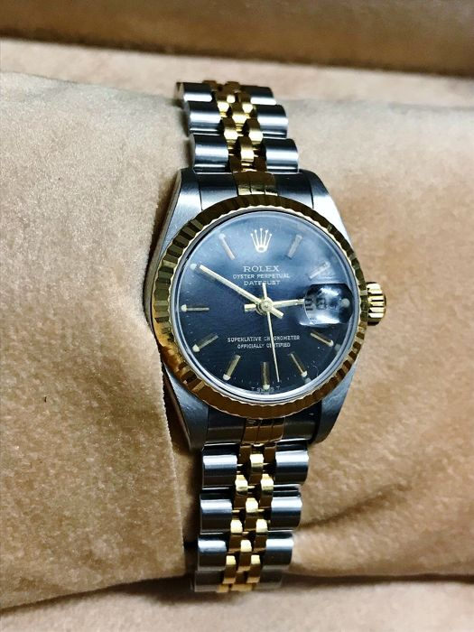 Rolex - Oyster Parpetual Datejust - 79173 - Dames - 2000-2010