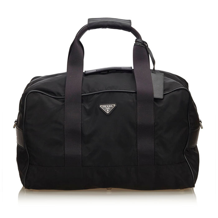 Prada - Nylon Travel Bag