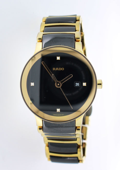 2faaed51e46 Rado - Centrix Diamonds on dial - 111.0555.3 - Women s - 2000–2010