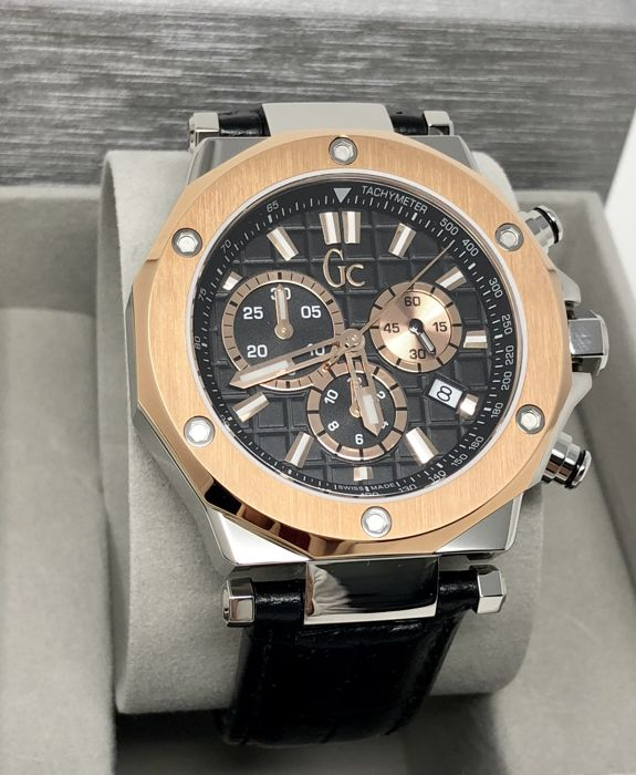 "Guess - Chronograph GC-3 - ""NO RESERVE PRICE"" - X72005G2S - Hombre - 2011 - actualidad"