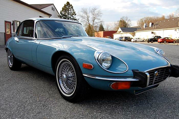 Jaguar - E-Type 5.3 - V12 (2+2) - 1972 - Matching number