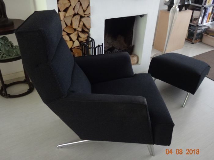 Roderick Vos Fauteuils.Roderick Vos Design On Stock Fauteuil Solo Catawiki
