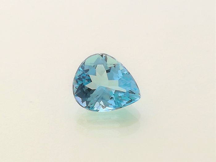 Aquamarine - 3,26 ct