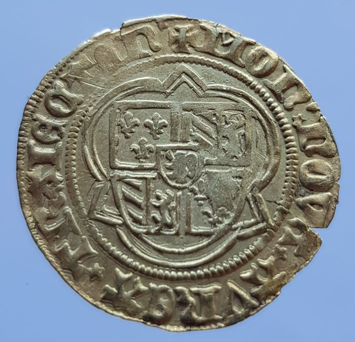 Netherlands - Utrecht - Goldgulden 1455-1496 David van Bourgondië - Guld