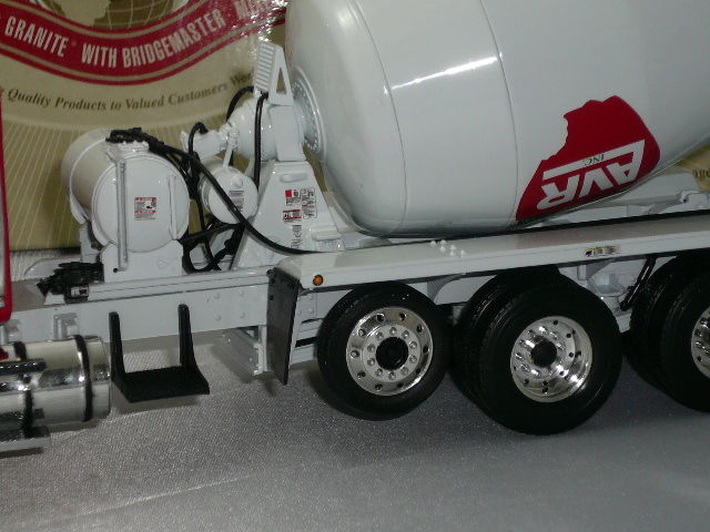 First Gear - 1:34 - Mack Granite with Bridgemaster Mixer