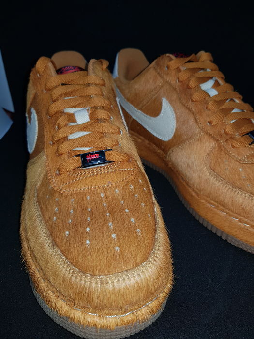 best loved 29c65 7a458 Nike Air Force Force One - Savage Beast Sneakers