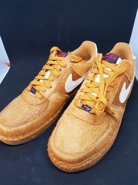 best loved a30c4 9c152 Nike Air Force Force One - Savage Beast Sneakers