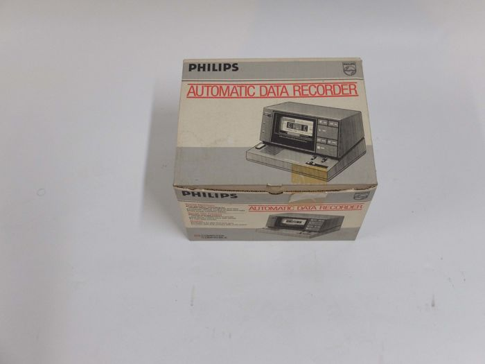 Philips automatic data recorder D6450