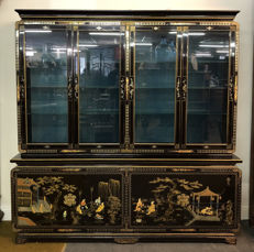 Bookcase - Wood - China - second half of the 20th century