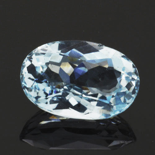 Aquamarine - 1.44 ct - No Reserve Price