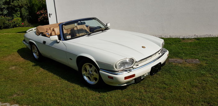 Jaguar - XJS 6.0 V12 Convertible - only 10.000 mile! - 1993