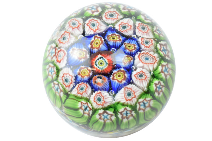 A.VE.M.  (Murano) - Paperweight 'Murrine' series from the 1950s