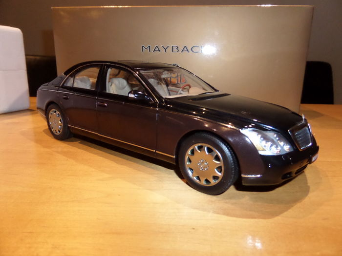 autoart - 1:18 - autoart - 1:18 - mercedes benz maybach - catawiki