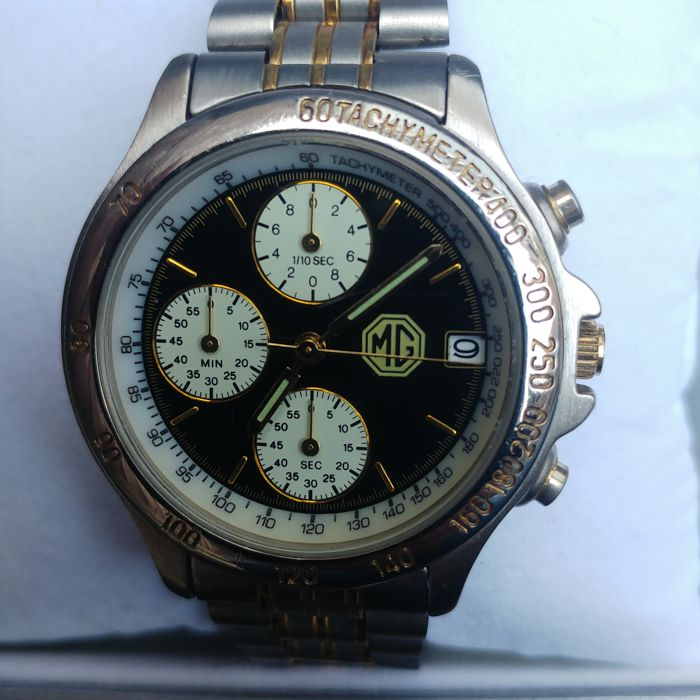 Horloge - MG chronograph  - 1970 (1 items)