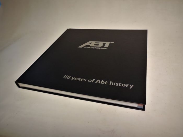 Boeken - 110 Years of Abt history - 2007