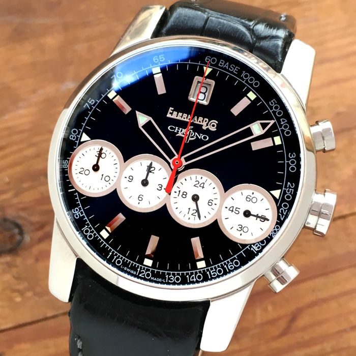 Eberhard & Co. - Chrono4  - Heren - 2000-2010