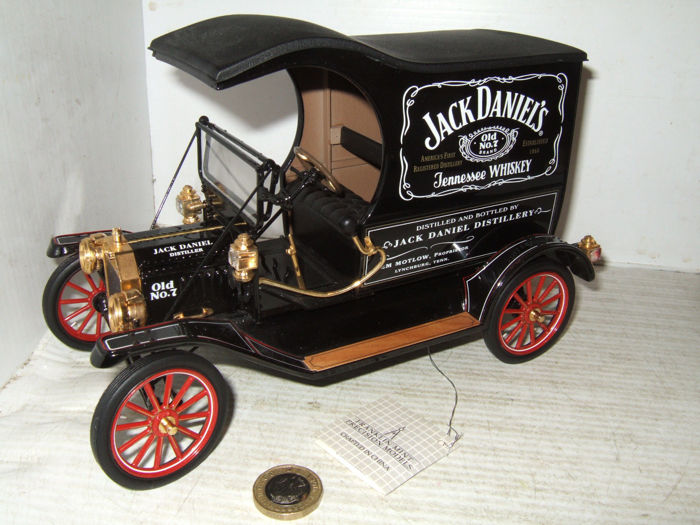Franklin Mint B11Y054 Ford Model T delivery truck for Jack