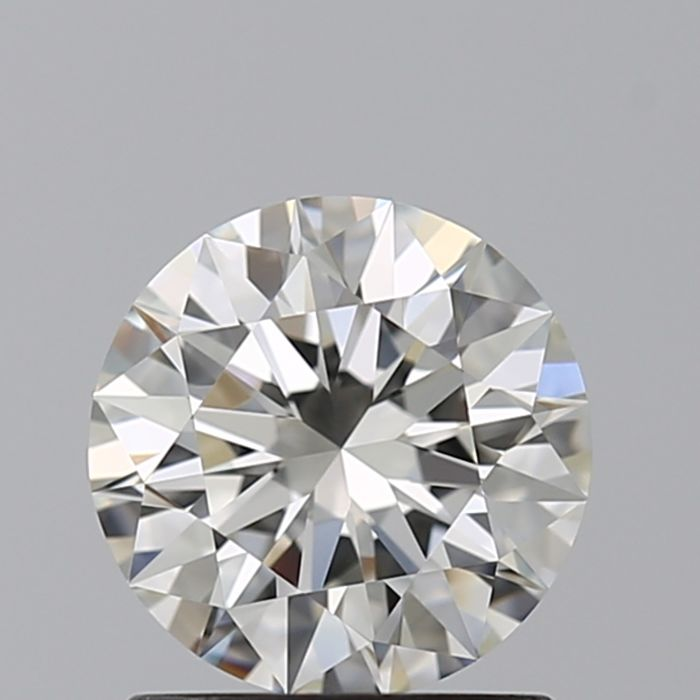 Round Brilliant Diamond 1.01 ct total I IF  Ideal Cut - 10X-Real Image