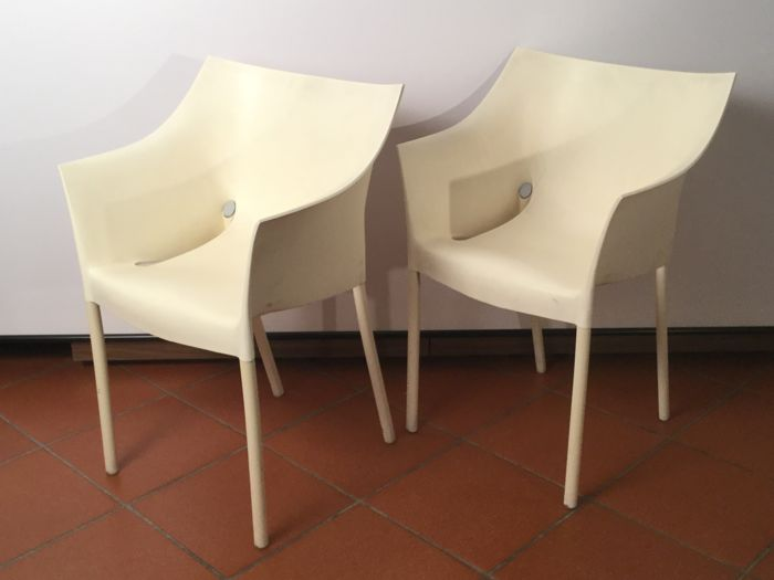 Philippe Starck - Kartell - Chaise (2) - DR.NO