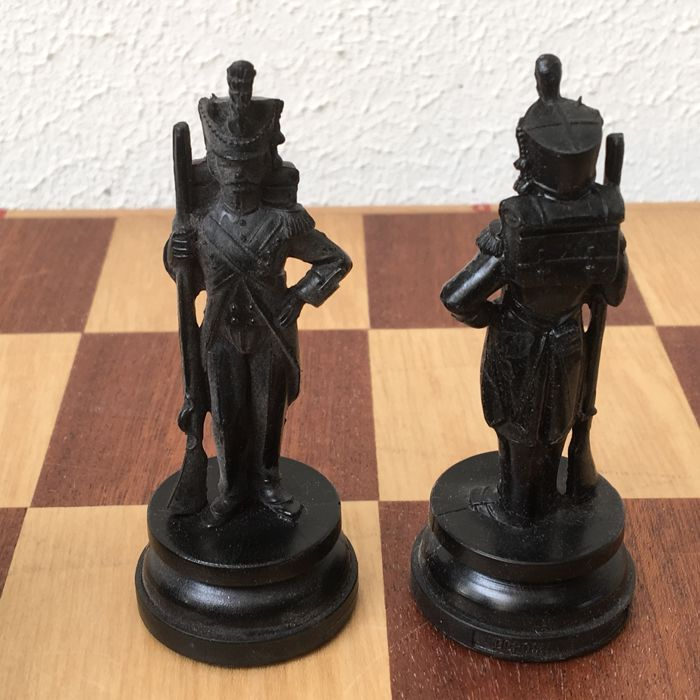 YOU PICK Fontanini Napoleon Chess Pieces Resin DEPOSE ITALY Replacement Parts