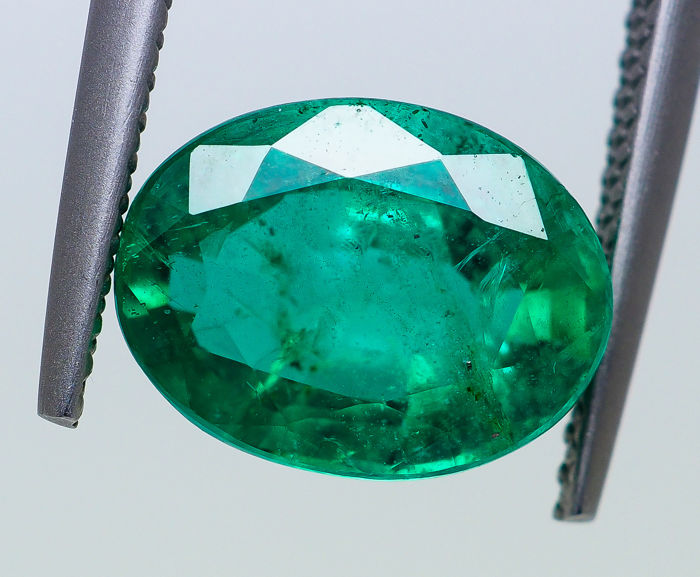 Emerald - 2.79 ct - No Reserve