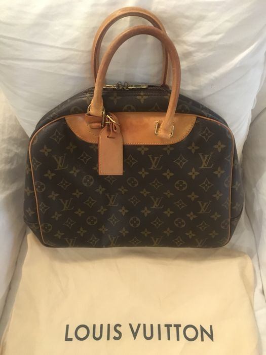 Louis Vuitton - Deauville Travel bag - Vintage