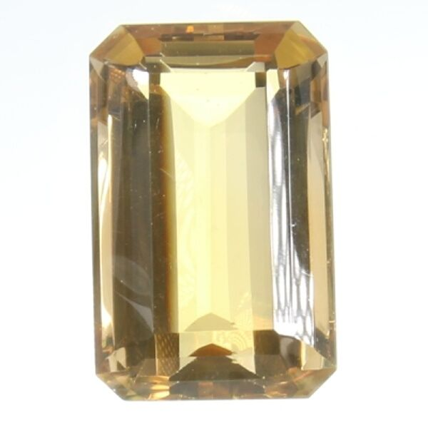 Yellow Citrine 41.95 ct.
