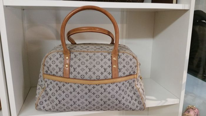 Louis Vuitton - Authentic Louis Vuitton Hand Bag JosephineGM mini  Handtas
