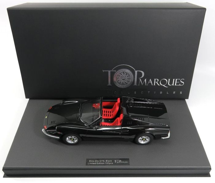 Top Marques - 1:12 - Dino 246 GTS - Limited Edition of 100 pcs