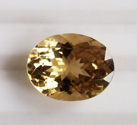 Heliolore -Yellow -5.74 Carats