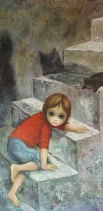 Margaret Keane - The Steep Climb