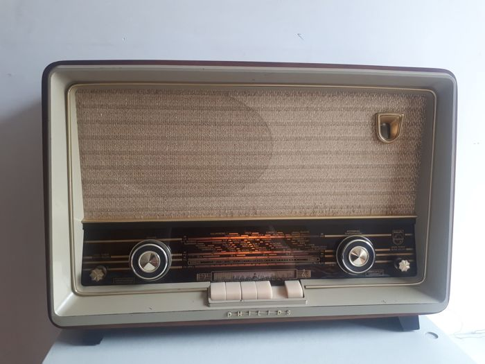 Philips Radio from the 50s