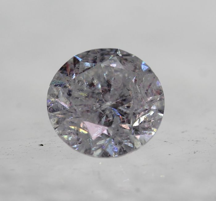 0.50 ct Diamond SI3/E ** no reserve price **