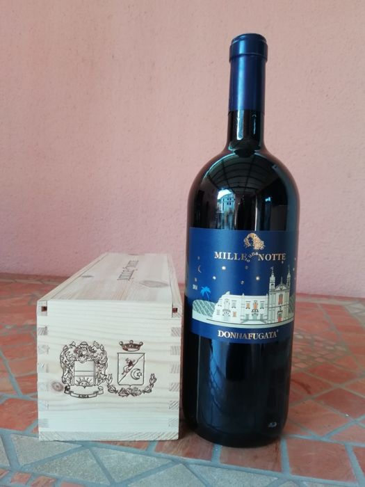 2014 Donnafugata 'Mille e Una Notte' Contessa Entellina, Sicily - 1 magnum (150cl) with OWC - 95 Points Parker & Galloni