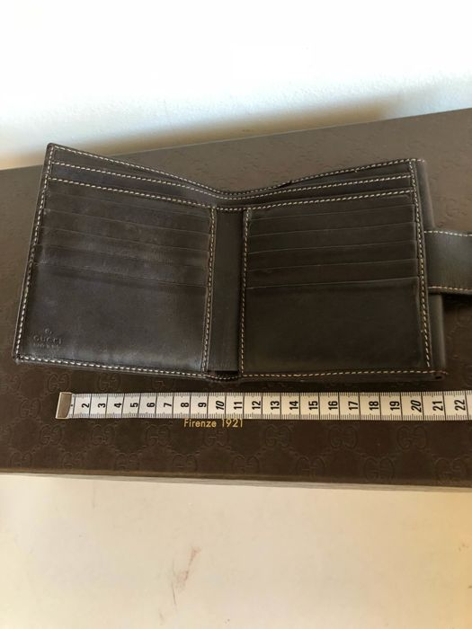 3cae70dbe9661 Gucci - Continental wallet NO RESERVE PRICE Portfel - Catawiki