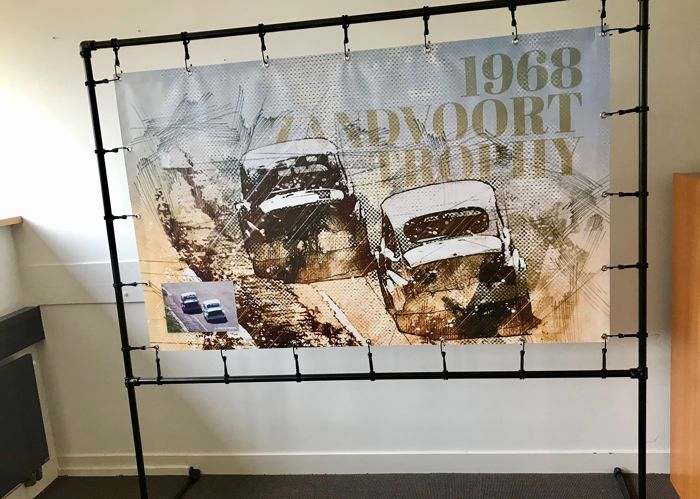 Decorative object - Fiat Abarth 1968 - 2018
