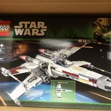 Star Wars - 10240 - X-wing Starfighter - set + C-3PO (polybag)