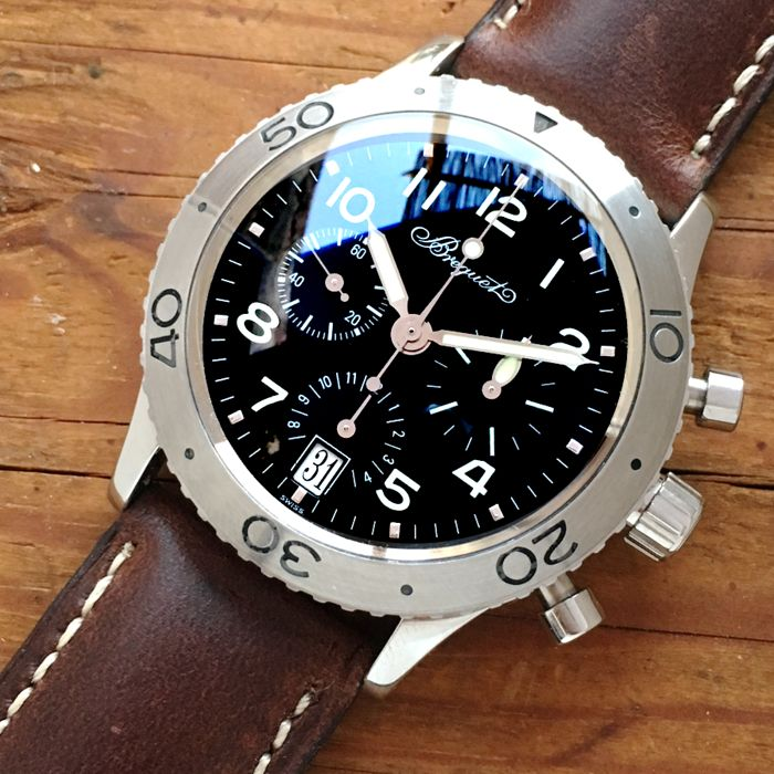 Breguet - Type XX Transatlantique - 3820 - Men - 2000-2010