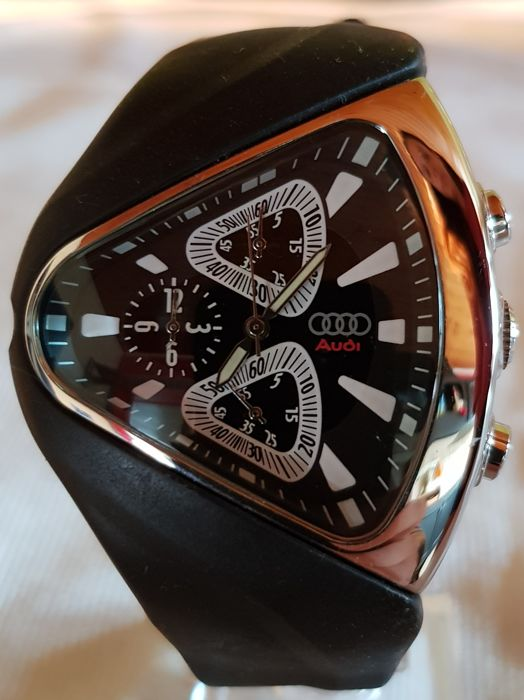 AUDI DESIGN watch/box - Watch chronograph for men - 2012