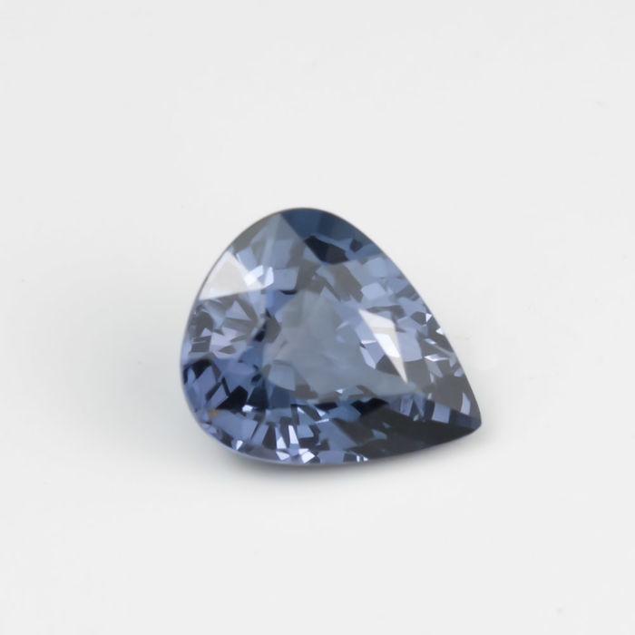Intense Blue Spinel -  1.38 ct