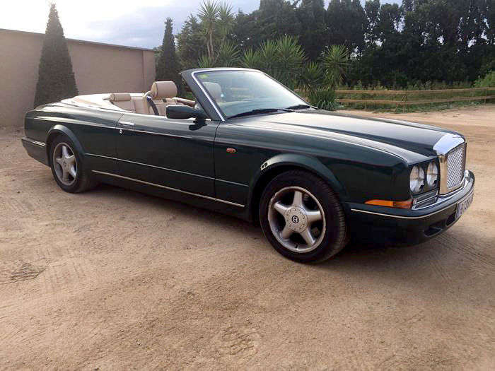 Bentley - Azure Cabriolet - 1998