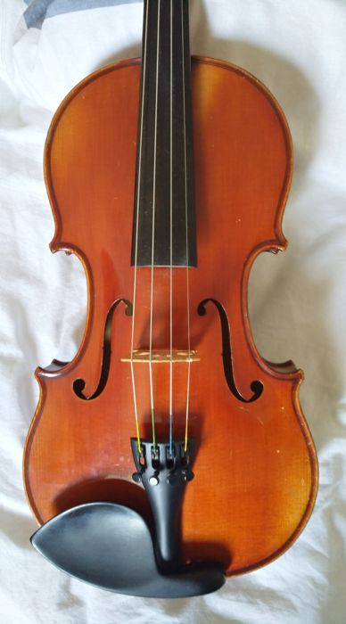 Albert Deblaye violin from 1926